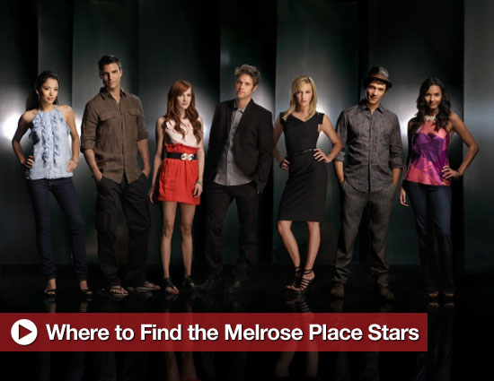 Where to Find the Melrose Place Stars Next