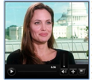 Video of Salt's Angelina Jolie Saying She Wants to Spend the Rest of Her Life With Brad Pitt 2010-07-12 07:45:00