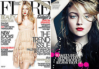 "Dakota Fanning Says Kristen Stewart, Her Onscreen Enemy, Is Her Real-Life ""Best Friend"" 2010-07-13 20:30:05.1"