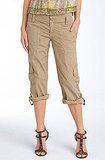 Sanctuary Crop Cotton Poplin Pants ($78)