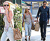 Pictures of Kate Bosworth and Alexander Skarsgard Out Together in LA