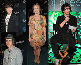 Sophie Monk Goes Green With Kristen Bell, Ashton Kutcher, and More Celebs in LA