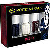 New Morticia Addams Essie Nail Polish Collection