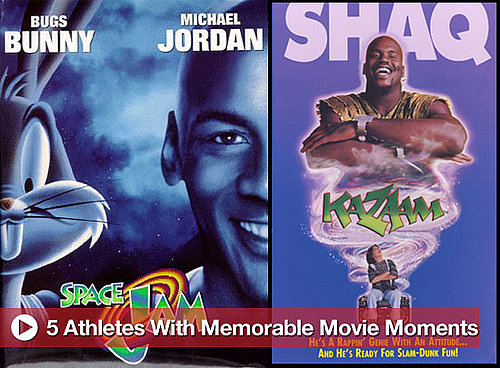 Most Memorable Athlete Movie Cameos