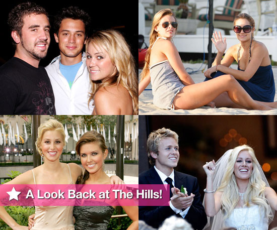 Get Ready For Tonight's Finale With A Look Back at The Hills!
