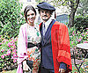 Slide Picture of Orlando Bloom Receiving Honorary Degree With Miranda Kerr