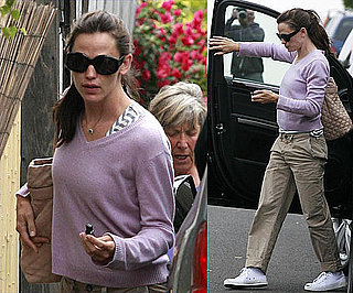Jennifer Garner Mingles With Friends and Soon With Russell Brand