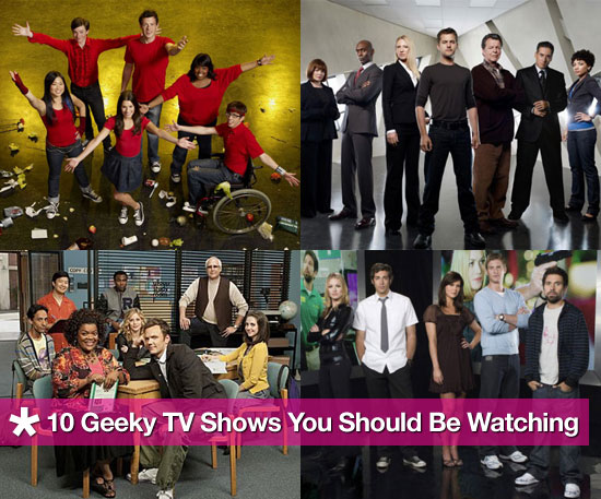 Watch a Geeky Show