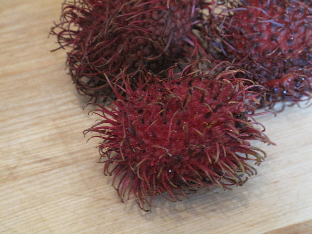Photo Gallery: Rambutans