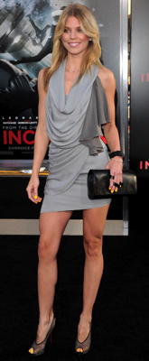 AnnaLynne McCord Wears Alice + Olivia to the Inception Premiere