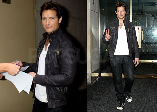 Photos of Peter Facinelli