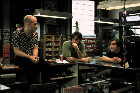 Rob, High Fidelity