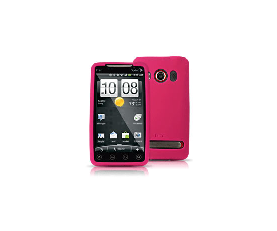 Raspberry Silicone Gel Case ($15)