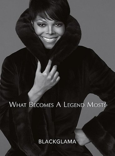 Janet Jackson latest legend to pose for Blackglama