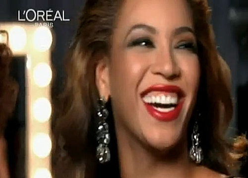 Beyonce's New L'Oréal Commercial and Infallible Never Fail Stars Collection