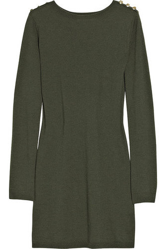 Crumpet | Cashmere mini sweater dress | NET-A-PORTER.COM 420