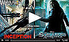Video Reviews For Inception and The Sorcerer's Apprentice