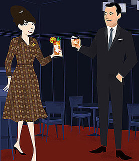 Mad Men Yourself For the Season Four Premiere