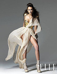 Jessica Alba does Elle Korea-july 2010