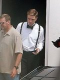 Pictures of Robert Pattinson and Reese Witherspoon on Set
