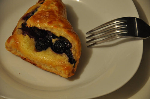 Recipe For Blueberry Cream Cheese Pies