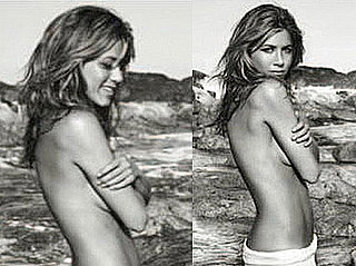 Pictures of Jennifer Aniston Topless For Lolavie 2010-07-19 07:15:00
