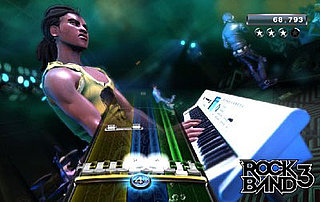 Rock Band 3 Preorder