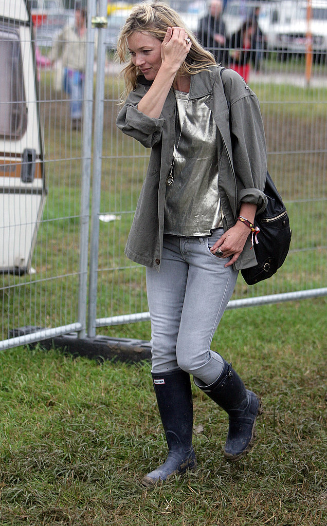 June 2008: Glastonbury Music Festival