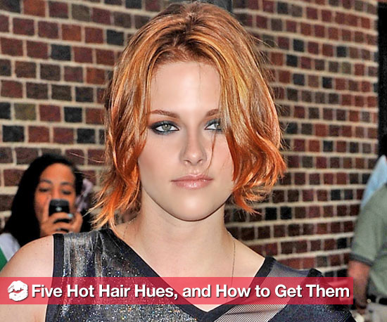Trendy Hair Colors For Summer 2010