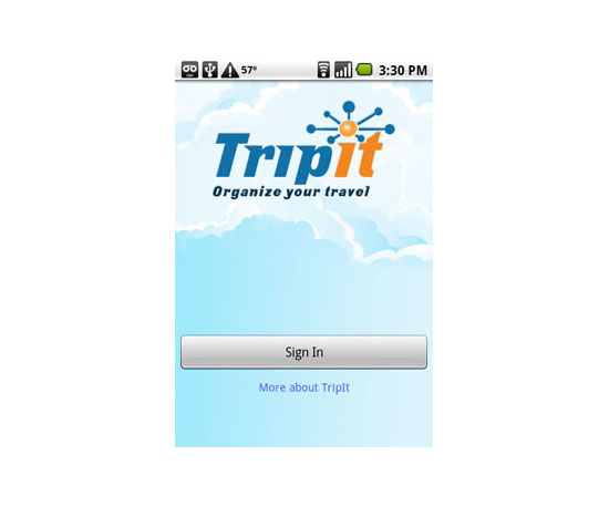 For the Traveler: TripIt