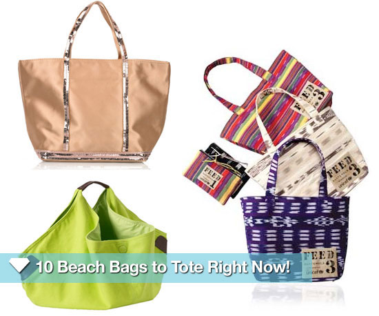 10 Fab-Approved Beach Bags to Tote Right Now!