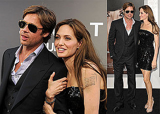 Pictures from the Salt Premiere Brad Pitt, Angelina Jolie, Jon Voight, Naomi Watts, Liev Schrieber