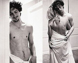 Pictures of Pregnant Sam Taylor-Wood and Aaron Johnson Posing Naked Together