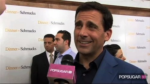 Steve Carell Interview About His Last Season of The Office