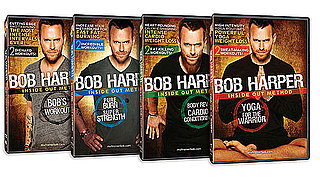 Review of Bob Harper's Inside Out Method Fitness DVDs