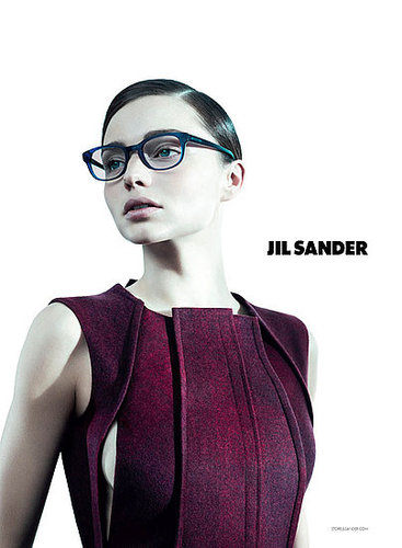 Miranda Kerr Continues High Fashion Foray with Fall 2010 Jil Sander Campaign, Weds Among Pregnancy Rumors