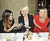 Slide Picture of Rachel Bilson and Kate Bosworth at Vanessa Bruno Dinner