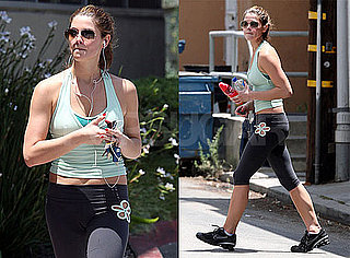 Pictures of Ashley Greene After a Workout in LA 2010-07-25 09:00:00