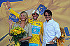 Pictures of Cameron Diaz, Tom Cruise, and Alberto Contador at Tour de France