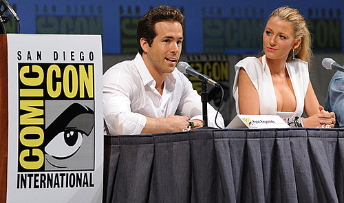 Green Lantern Shows First Footage at Comic-Con With Ryan Reynolds, Blake Lively, and Peter Sarsgaard 2010-07-24 18:42:12