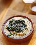 White Bean Dip with Parsley Oil Recipe