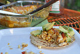 Tex-Mex Chicken with Chiles and Cheese