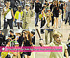 Angelina Jolie, Shiloh Jolie-Pitt, Maddox Jolie-Pitt, Zahara Jolie-Pitt and Pax Thien Jolie in Tokyo