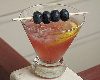 Blueberry Cocktail Recipe