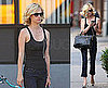 January Jones Heads to the Spa to Prep For Mad Men's Big Debut