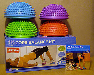 Review of Gaiam Core Balance Kit