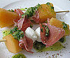 Recipe of the Day: Melon and Prosciutto Skewers