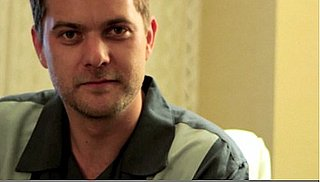 Video of Joshua Jackson's Pacey-Con