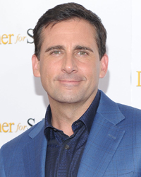 Steve Carell to Star in Raised by Wolfs