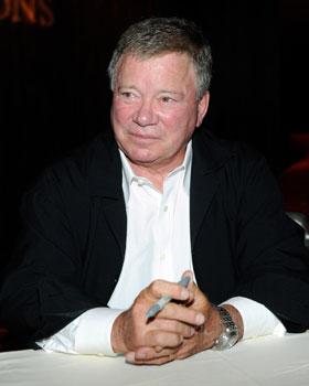 William Shatner Twitter